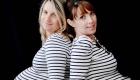 femmes enceintes en marinière