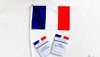 drapeau de la France