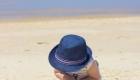 garçon à la plage