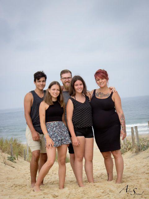 photographie de famille