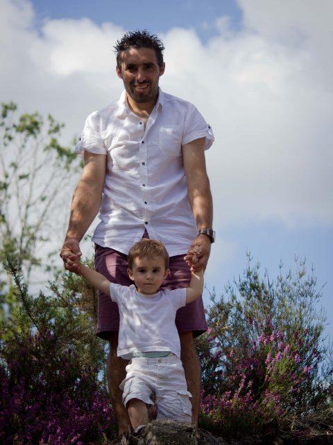 un pere et son fils