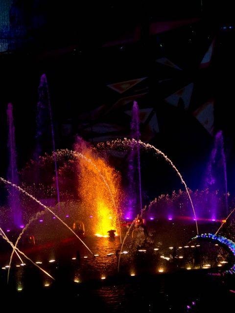 aquafeerie futuroscope