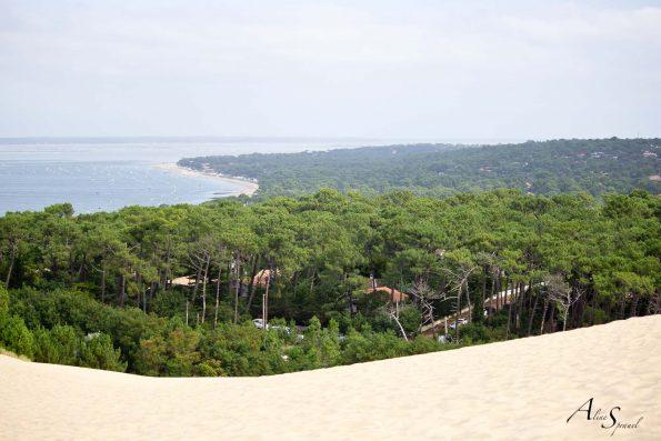 sable de la dune du pilat