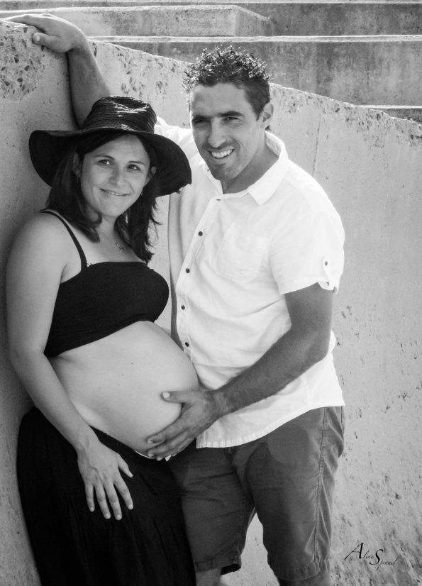 couple de futurs parents
