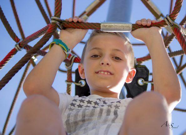 enfant structure jeux