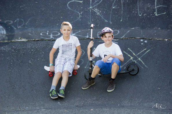 enfants skate