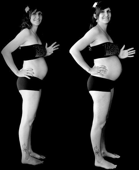 mois par mois grossesse évolution