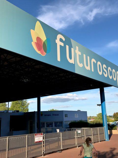 entree futuroscope