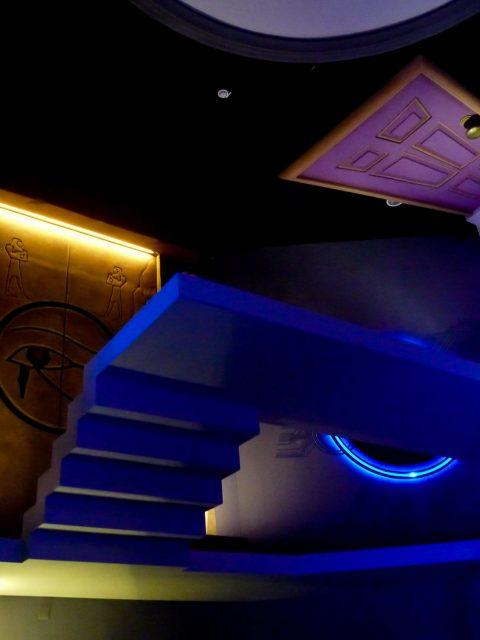 portes escalier