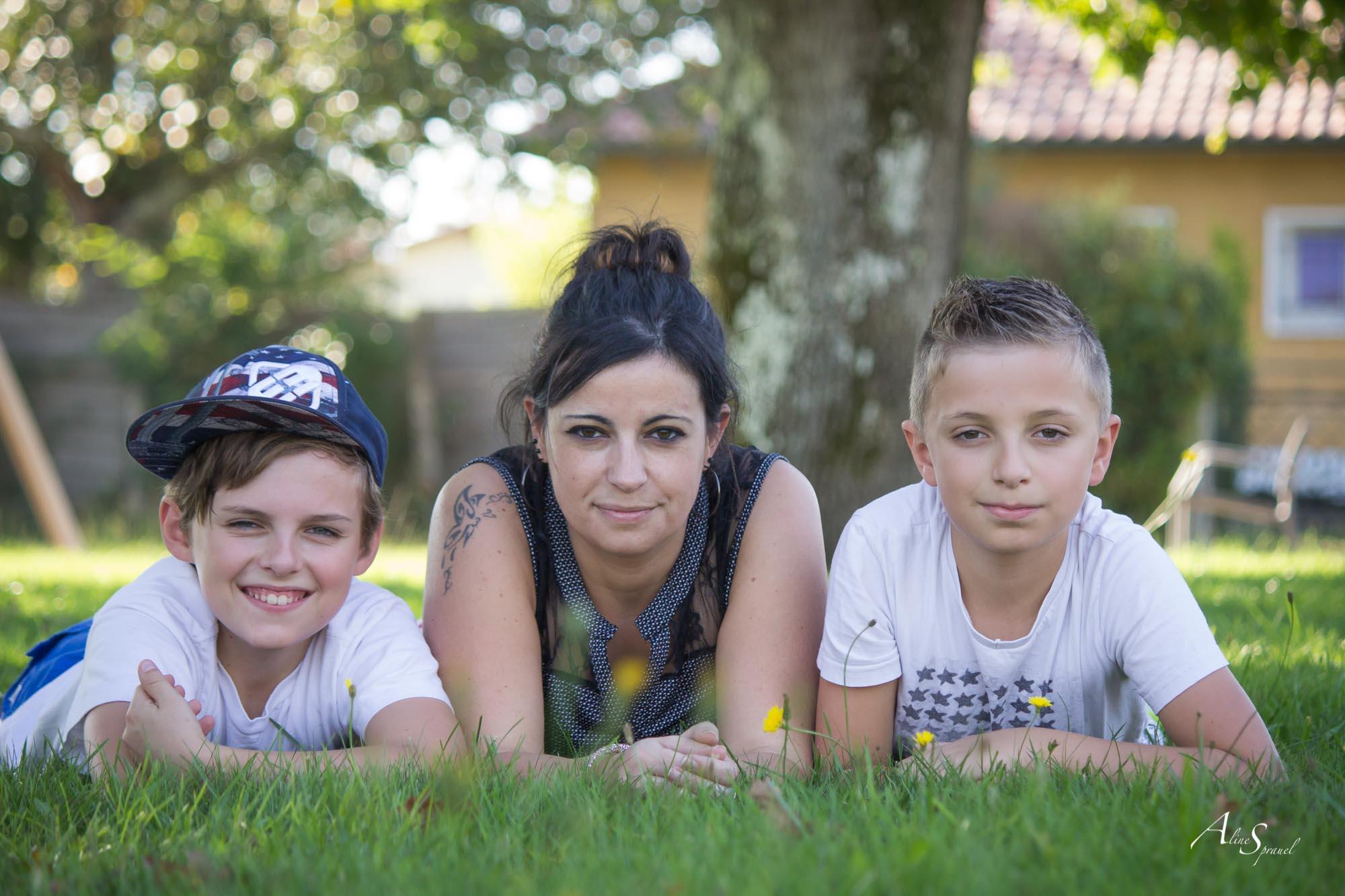 maman et ses fils