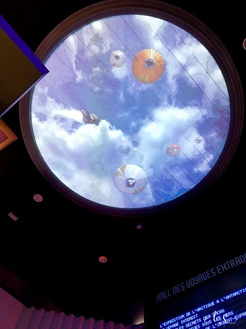 montgolfière futuroscope