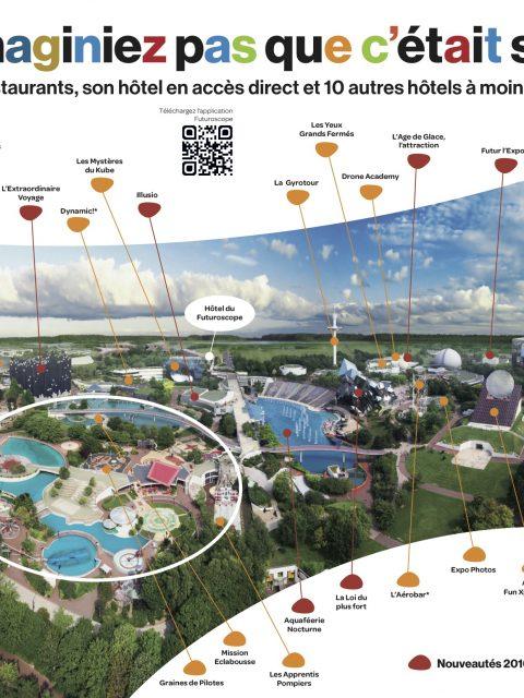 plan parc futuroscope
