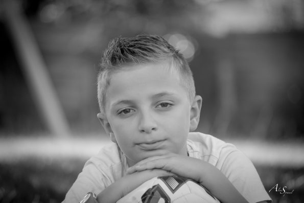 shooting enfant