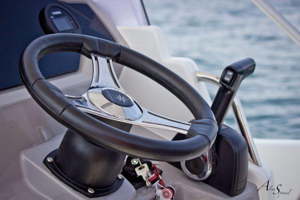 volant bateau