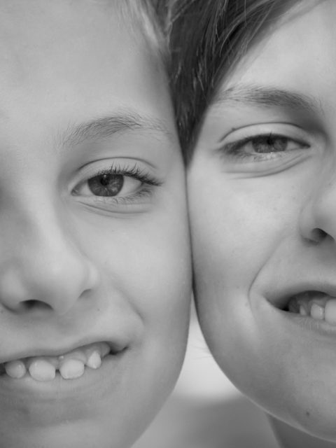 visages enfants