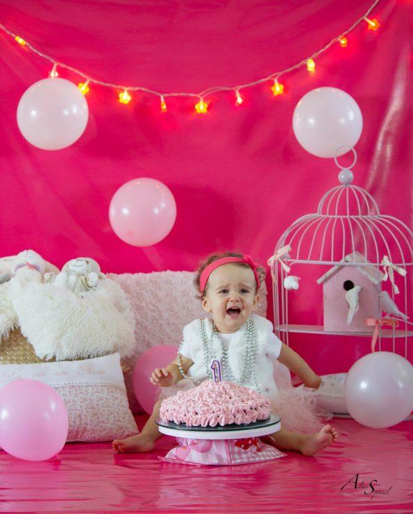 anniversaire 1 an fille
