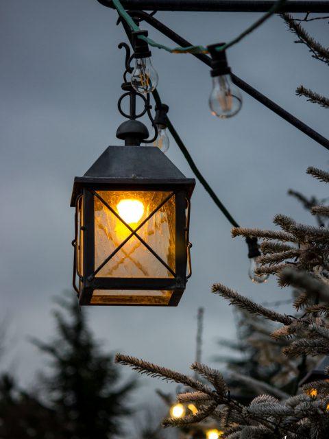 lanterne noel