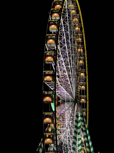 roue europapark nuit