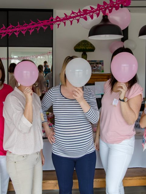 photo ballons baby shower