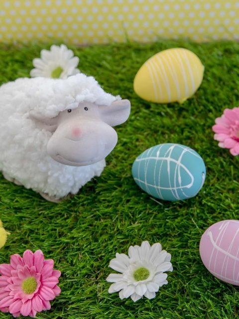 mouton pâques