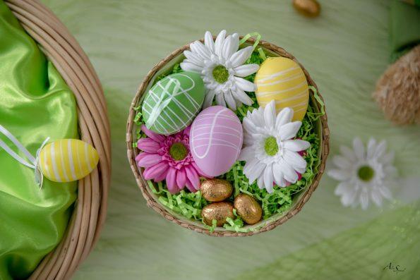 decoration de pâques