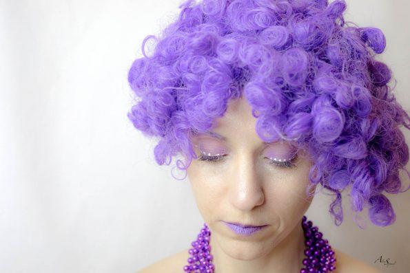 projet photo violet