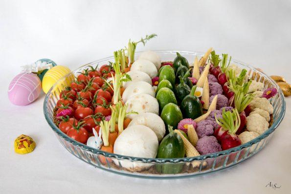 potager legumes pâques
