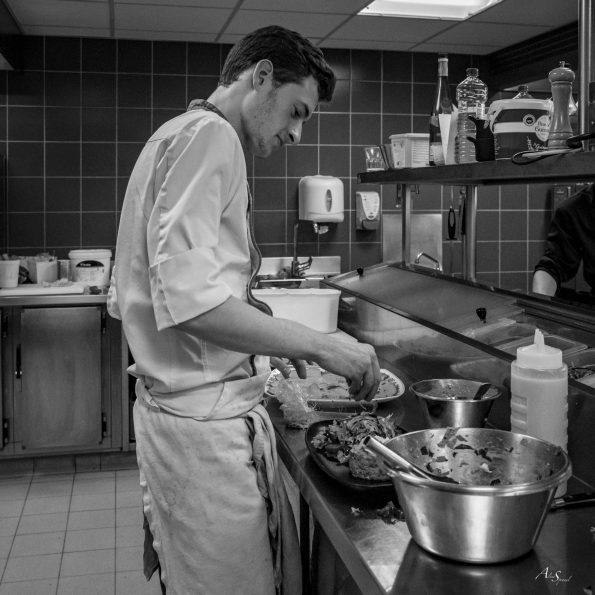cuisinier cuisine