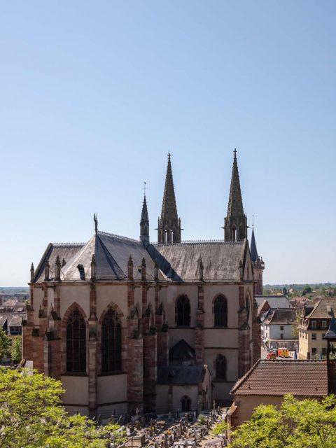 cathédrale obernai