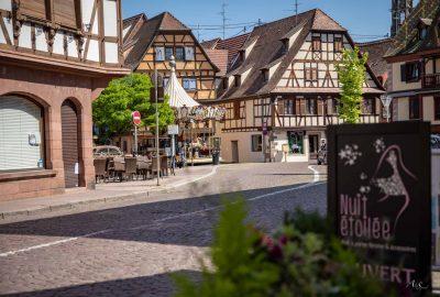 Visite d'Obernai en Alsace
