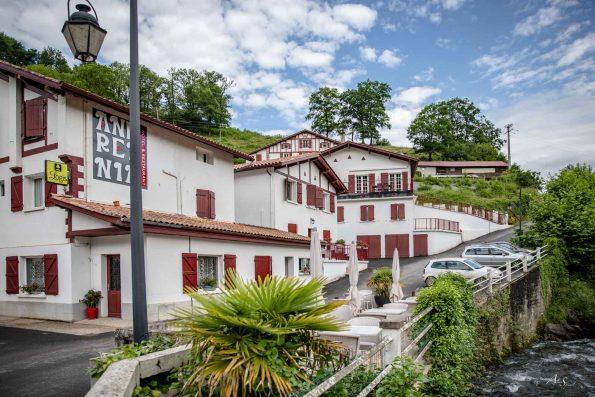 hotel pays basque