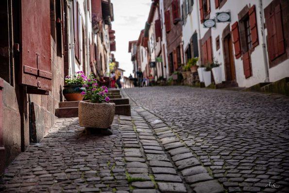 rue pays basque