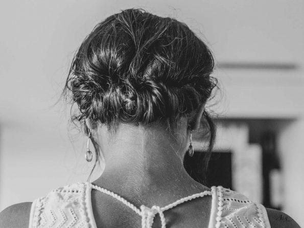 coiffure chignon