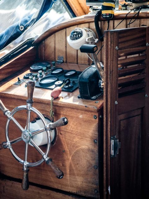 barre bateau