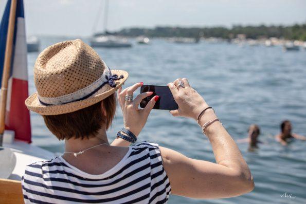 prendre des photos