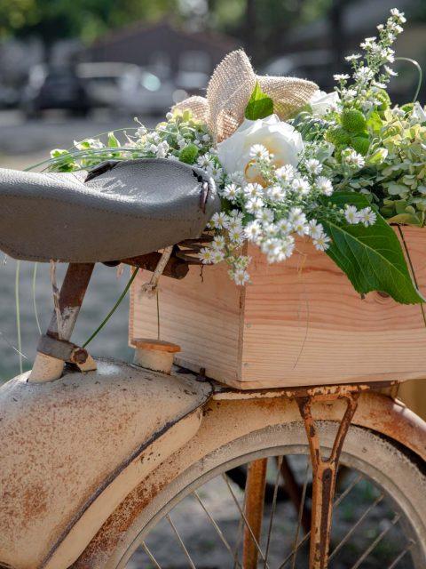 arrangement fleur mariage