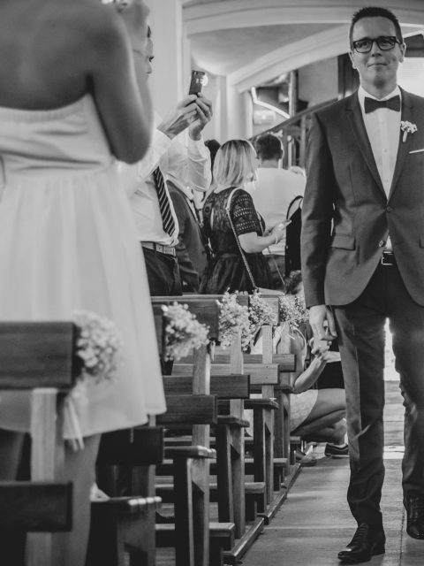 entrée eglise marié