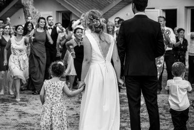 Un mariage à Moliets dans les Landes