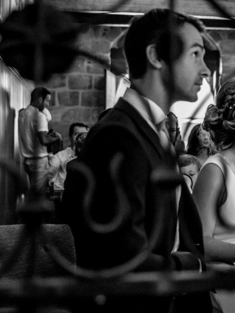 photo mariage landes
