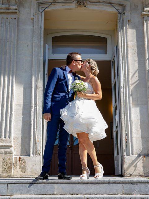 kiss mariage