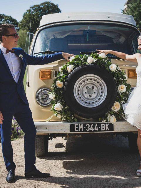 combi mariage landes