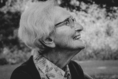 Les 90 ans d'une mamie dans les Landes