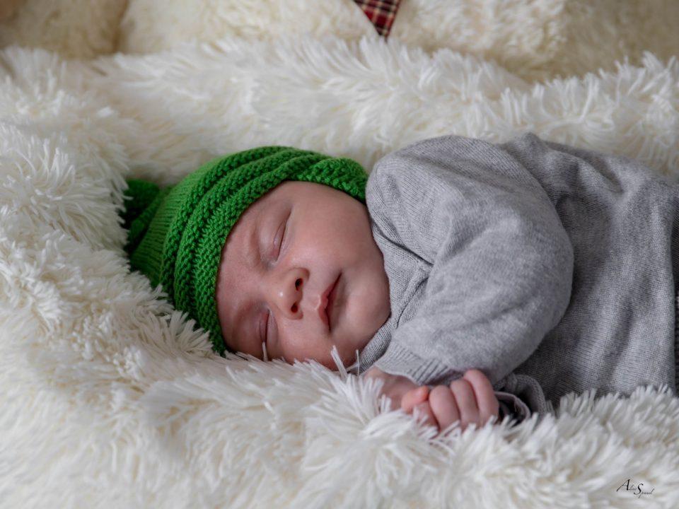 bonnet nouveau né