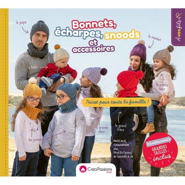 livre bonnet tricot