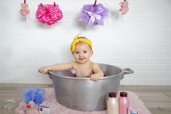 bain bébé