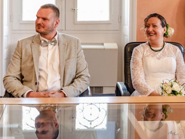 mariés mairie