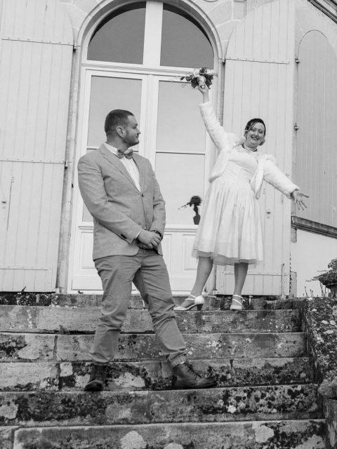 photo mariage rigolo