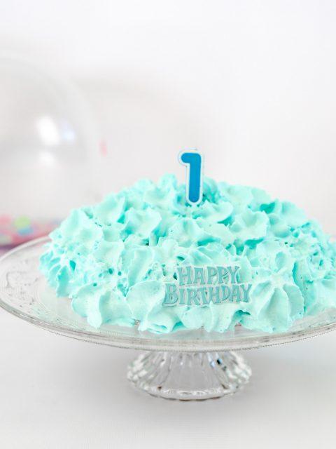 anniversaire-smash the cake