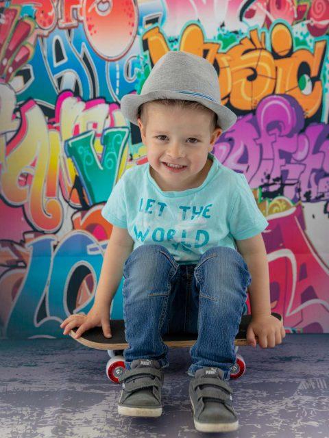 enfant skate