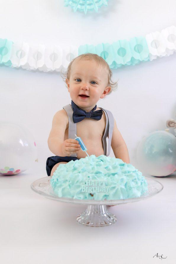 gateau smash the cake